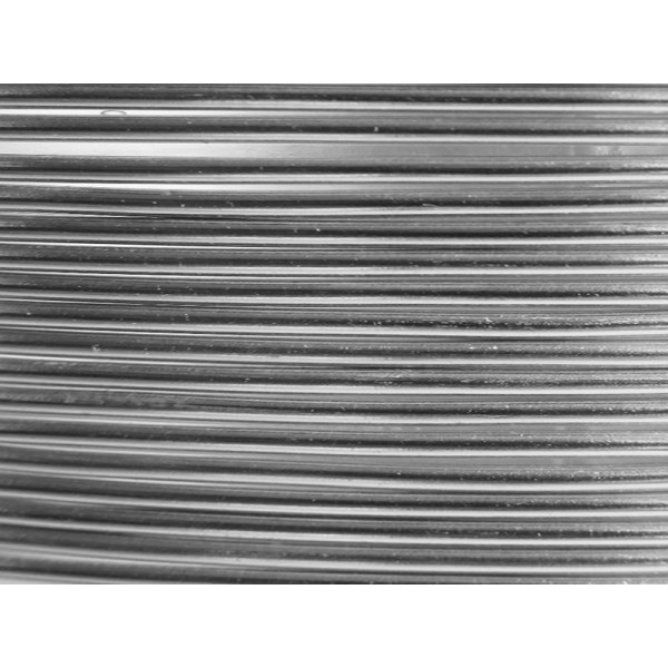5 Mètres fil aluminium brut 1,5 mm - Photo n°1