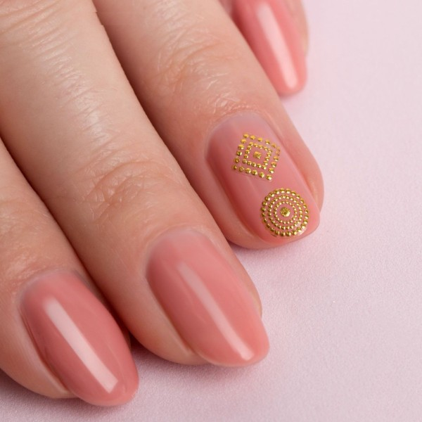 1pc Assortiment de Dessins Nail Art, la Mode des Clous, des Diy, des Ongles, de Décorations d'Ongles - Photo n°3
