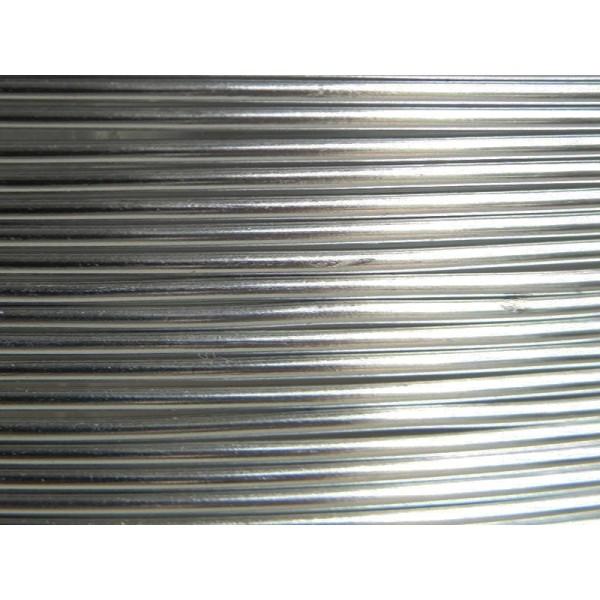 2 Mètres fil aluminium anthracite 2mm - Photo n°1