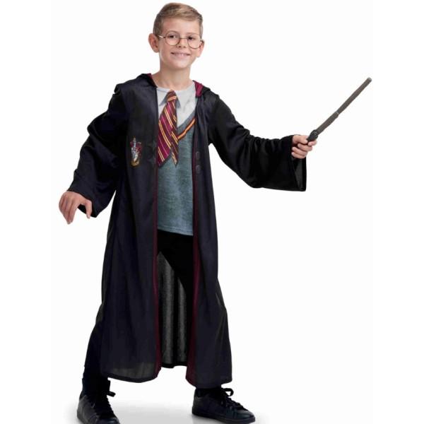 Déguisement avec haut et accessoires Harry Potter - 7/8 ans - Photo n°1