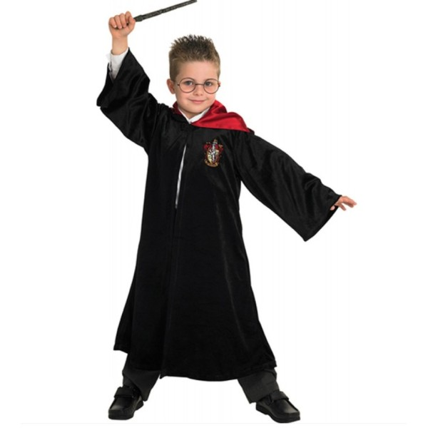 Manteau luxe Harry Potter - 5/7 ans - Photo n°1