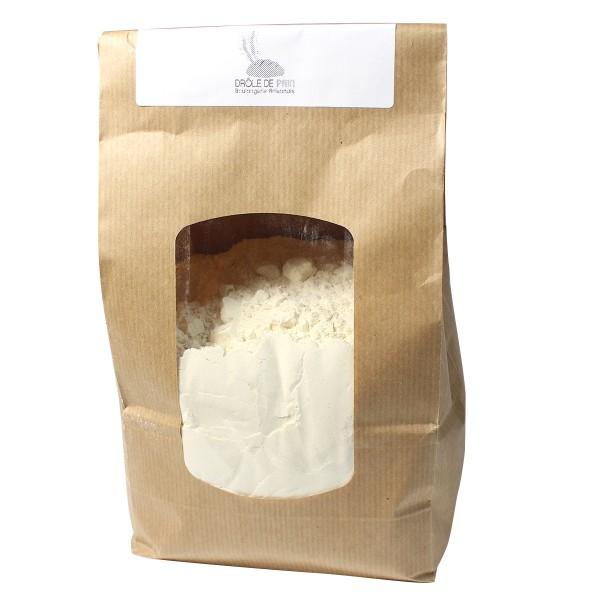 Farine de blé français T65 - 1 kg - Photo n°1
