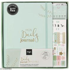 Kit de démarrage Bullet journal - Mon daily journal - 64 pages