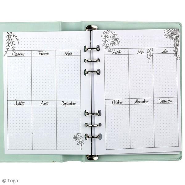 Kit de démarrage Bullet journal - Mon daily journal - 64 pages - Photo n°3