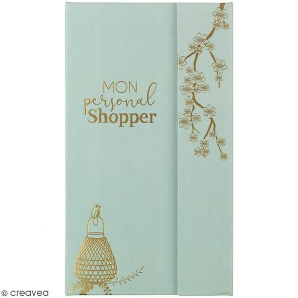 Kit Personnal Shopper - 23 x 16 cm - 60 pages - Photo n°1
