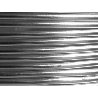 10 Mètres fil aluminium anthracite 3mm