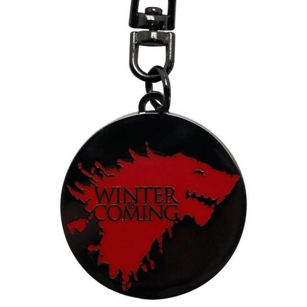 Porte-clés GOT Winter is coming - Photo n°1