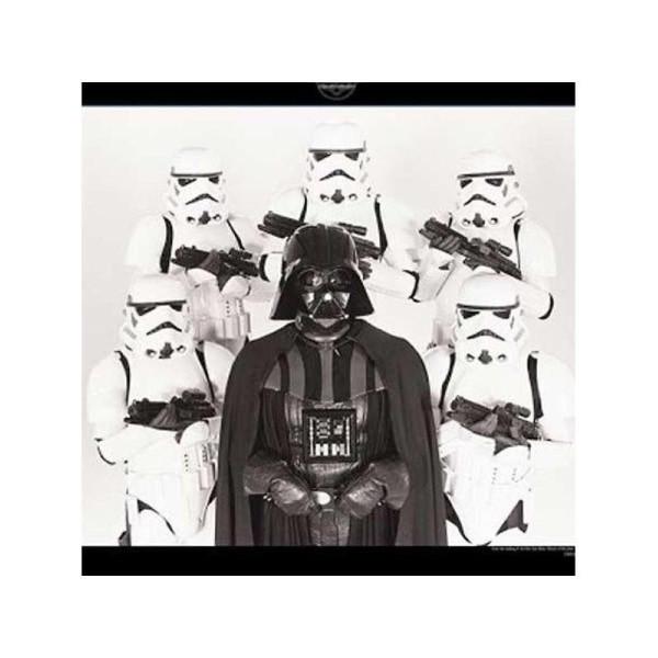 Poster Dark Vador collector - Photo n°1