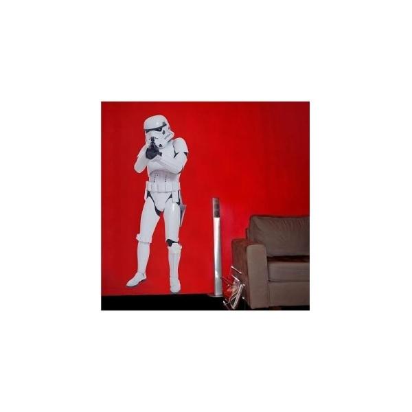 Sticker Star Wars Storm Trooper - Photo n°1