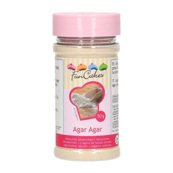 Agar-agar - 50 g - Photo n°1