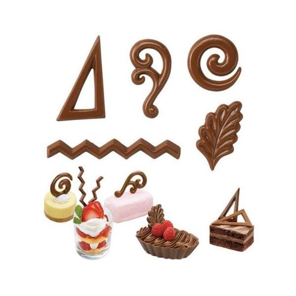 Moules - Décorations de desserts - Photo n°2
