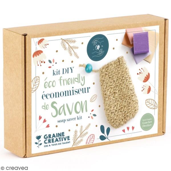 Kit Eco-Friendly - économiseur de savon - Photo n°1