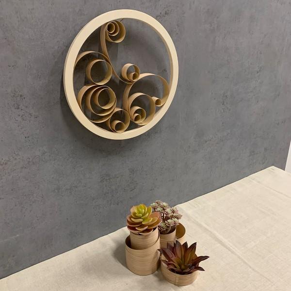 Rouleau de placage bois - 20 x 125 cm - Photo n°3