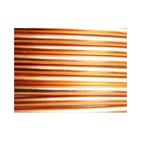 25 Mètres fil aluminium cuivre 3mm - Vaessen
