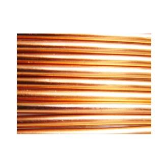 25 Mètres fil aluminium cuivre 3mm