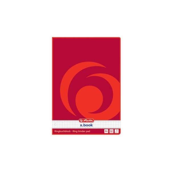 Cahier de feuillets mobiles A4 - 5x5 - Photo n°1