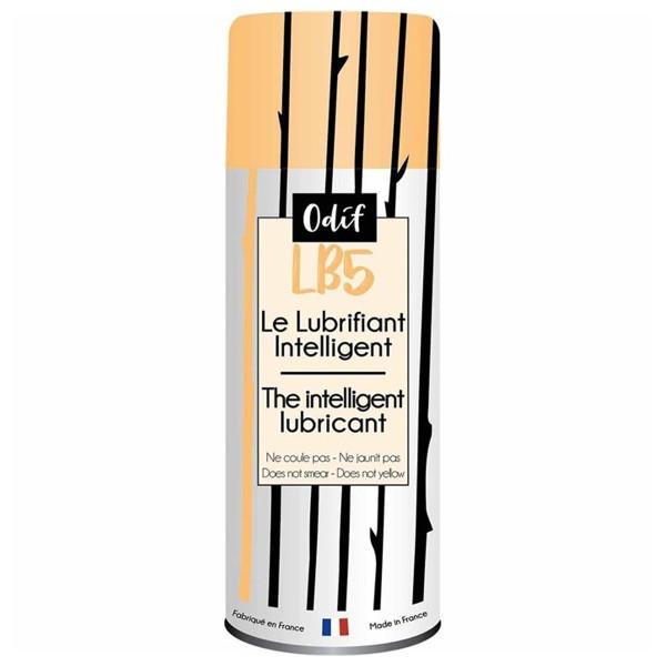 Spray lubrifiant pour machine à coudre - LB5®- 50 ml - Photo n°1