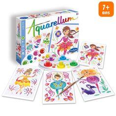 Kit Créatif - Aquarellum Junior - Danseuses