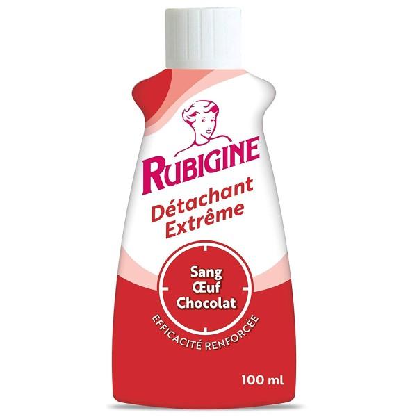 Détachant Extrême Rubigine Sang-Oeuf-Chocolat - Photo n°1