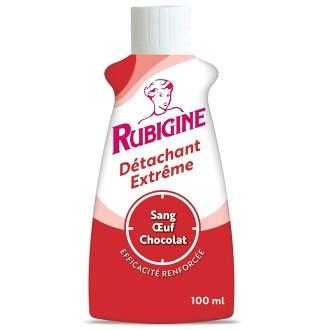 Détachant Extrême Rubigine Sang-Oeuf-Chocolat
