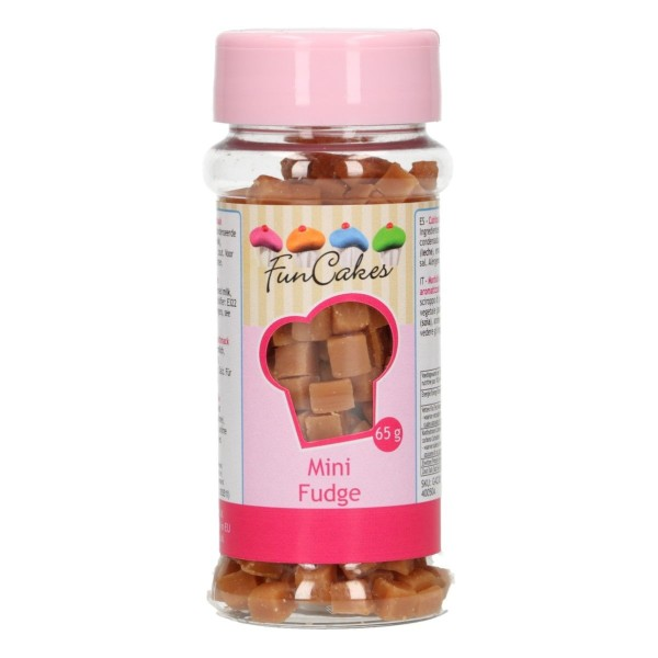 Mini pastilles de caramel 65 gr - Photo n°1