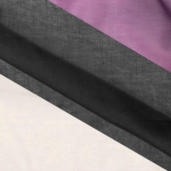 Tissu Voile de coton - Vendu par 10 cm (sur mesure) - Photo n°1