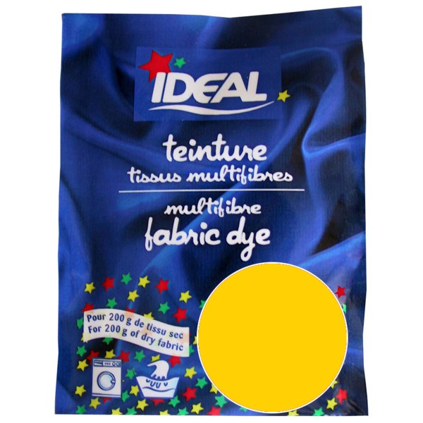 Teinture Idéal multifibre Jaune 11 - Photo n°1