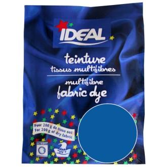 Teinture Idéal multifibre Bleu France 16