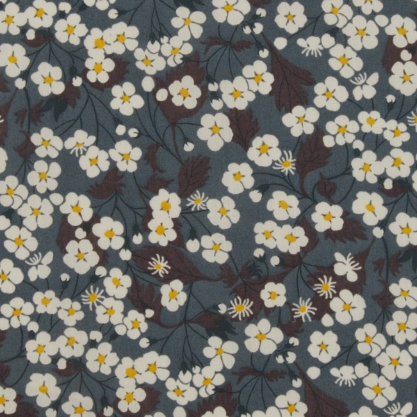 Tissu coton léger - Liberty Mitsi - Par 10 cm - Photo n°1