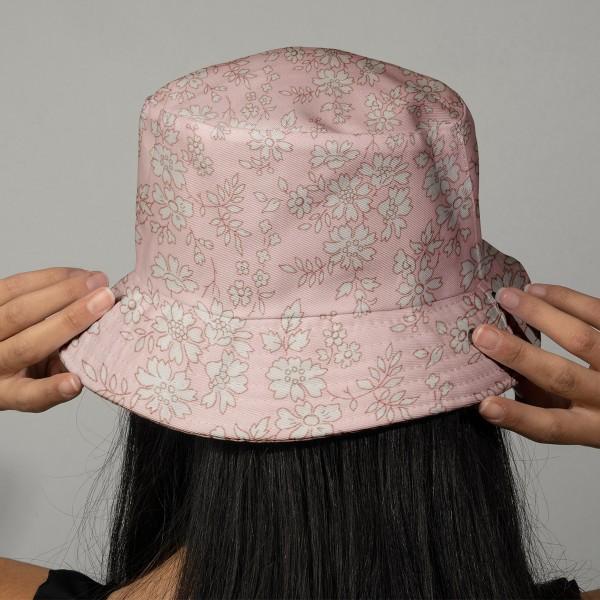 Tissu coton léger - Liberty Capel - Par 10 cm - Photo n°2