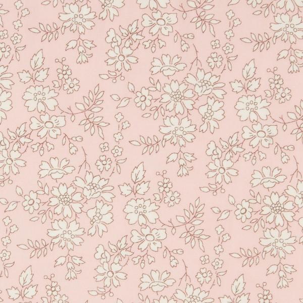 Tissu coton léger - Liberty Capel - Par 10 cm - Photo n°1