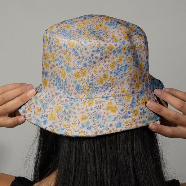 Tissu coton léger - Liberty Phoebe Édition 40 ans  - Par 10 cm - Photo n°2