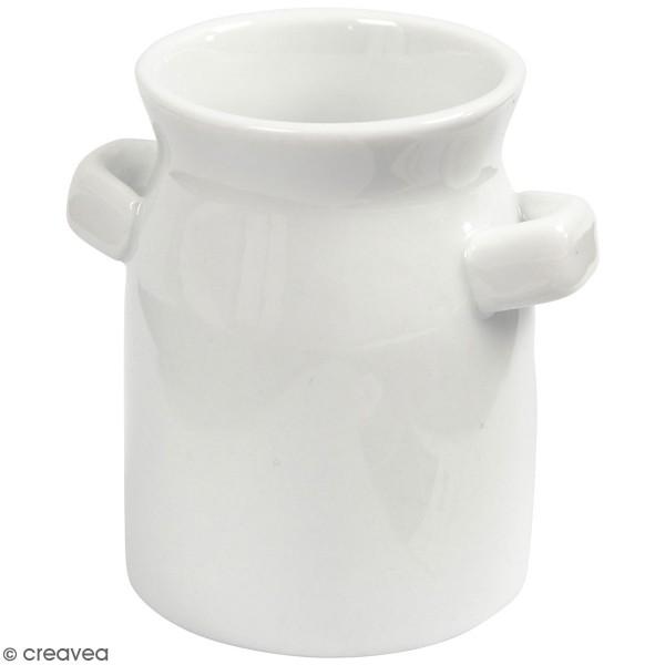 Assortiment de bidons de lait en céramique - 7,5 x 7,5 cm - 12 pcs - Photo n°2