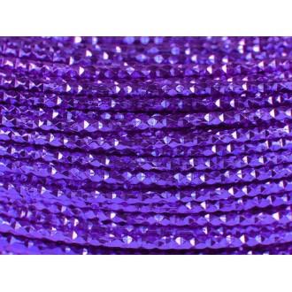 10 Mètres fil aluminium hammer lilas 2mm