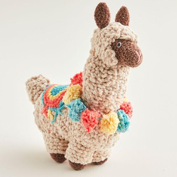 Fil velours DMC Happy chenille - Crochet et Tricot - 15 g - Photo n°3