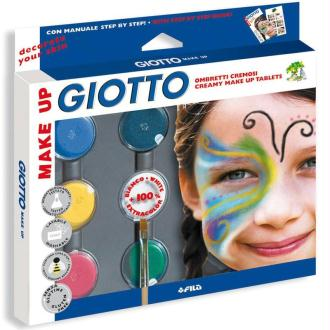Maquillage GIOTTO Make up pastilles