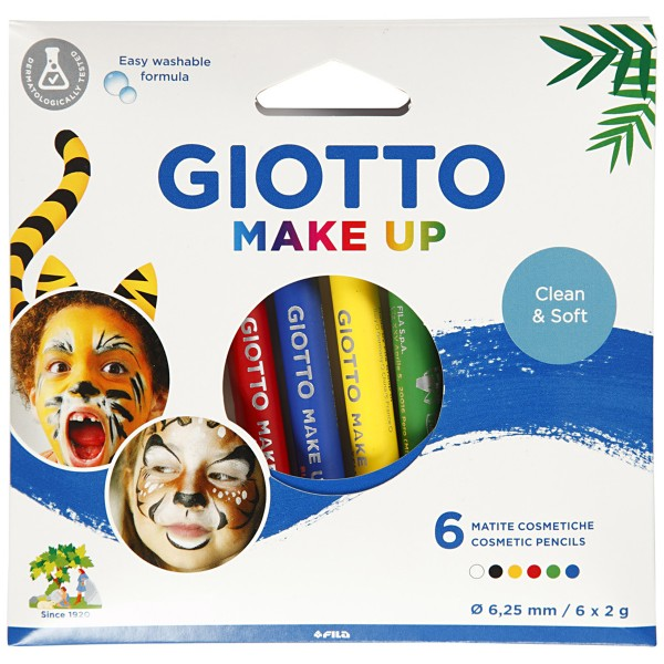 Maquillage GIOTTO Make up crayons - Photo n°1