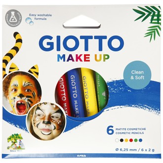 Maquillage GIOTTO Make up crayons