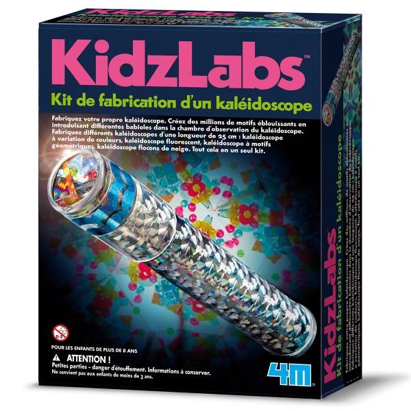 Kit scientifique Kidz Labs - Fabrique un kaléidoscope - Photo n°6