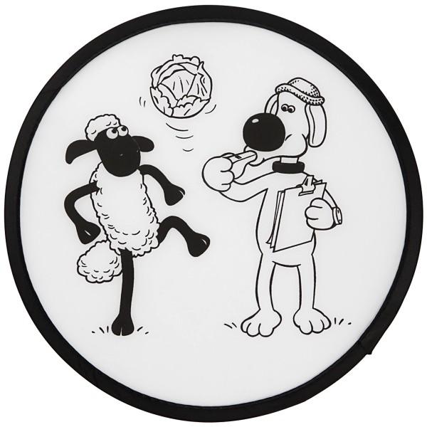 Kit activité manuelle Shaun le Mouton - Frisbee à décorer - 25 cm de diamètre - 1 pcs - Photo n°2