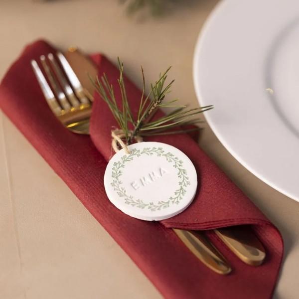 Argile auto-durcissante - Blanc - 1 kg - Photo n°3