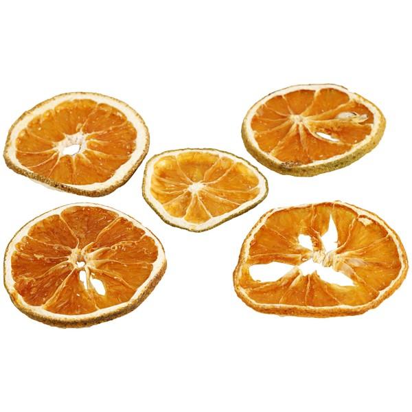 Tranches d'oranges séchées - 40 à 60 mm de diamètre - 5 pcs - Photo n°4