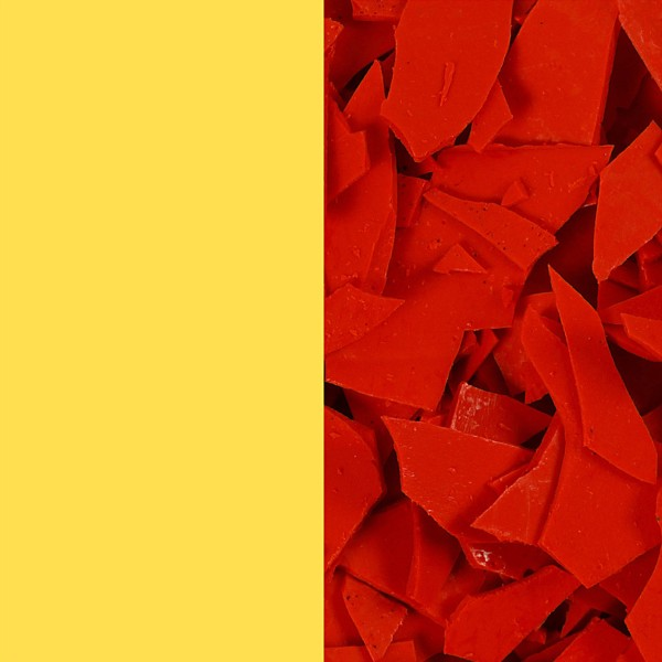 Colorant solide pour bougie - Jaune - 10 gr - Photo n°2