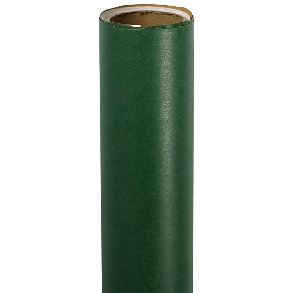 Rouleau de Papier cadeau - Vert - 50 cm x 5 m - Photo n°3