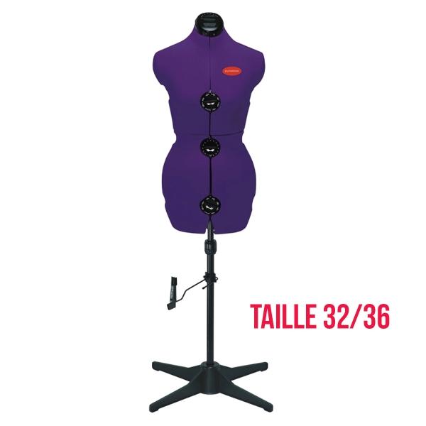 Mannequin de couture Prymadonna - Taille XS (34-38) - Photo n°1