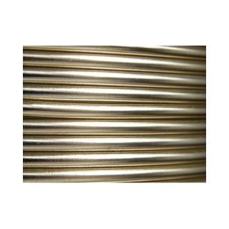 1 Mètre fil aluminium perle 3mm