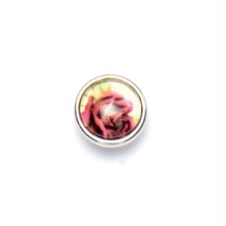 Bouton pression à clipser Mini Clixy Rose 12 mm