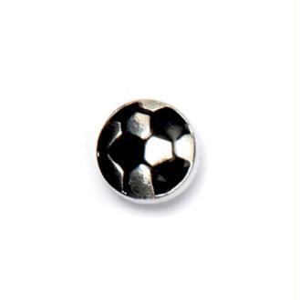 Bouton pression à clipser Mini Clixy Ballon de foot 12 mm