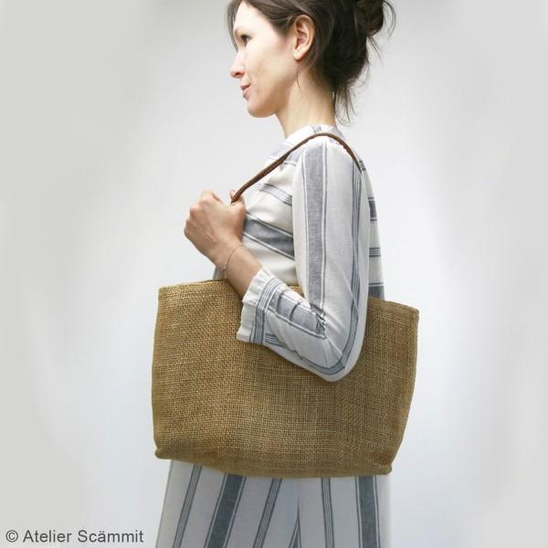 Patron couture Atelier Scammit - Blouse et Robe Zephir - Taille 34 à 48 - Photo n°4