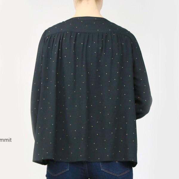 Patron couture Atelier Scammit - Blouse Envol - Taille 34 à 48 - Photo n°4